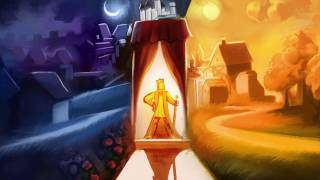 Beauty and the Beast Musical intro animation