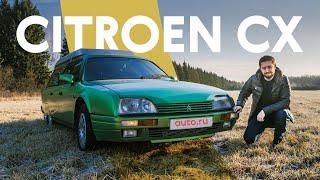 6 колёс, палатка и турбина: как превратить Ситроен в суперкрокодила