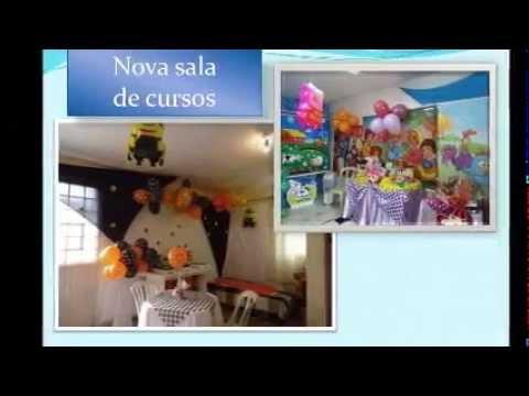 Curso Decoração De Festas Porto Alegre