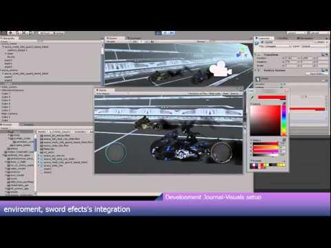 Development Journal-Special Effects Setup