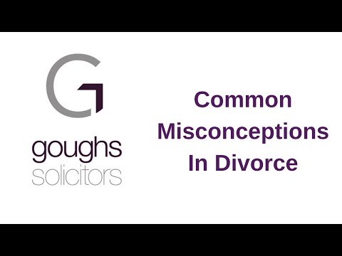 Richard and Georgina on Common Misconceptions In Divorce