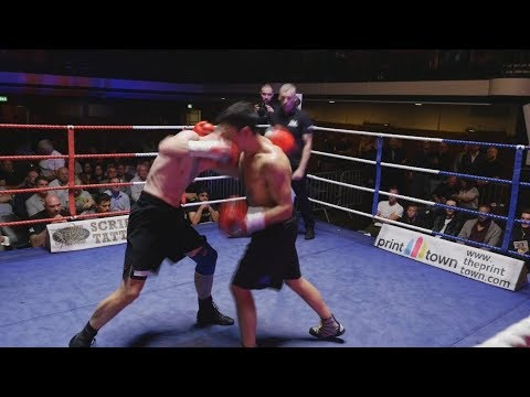 IBA Boxing - Chris Paredes v Vinny Lynes - York Hall