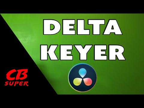 Delta Keyer in