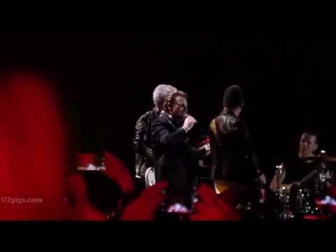 U2 Spanish Eyes, Mexico City 2017-10-03 - U2gigs.com