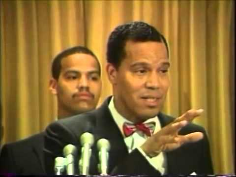 Louis Farrakhan: After Difficulty Comes Ease