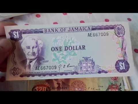Beautiful Caribbean Islands Banknotes: Bahamas, Barbados, Jamaica, Etc. [July 2017]