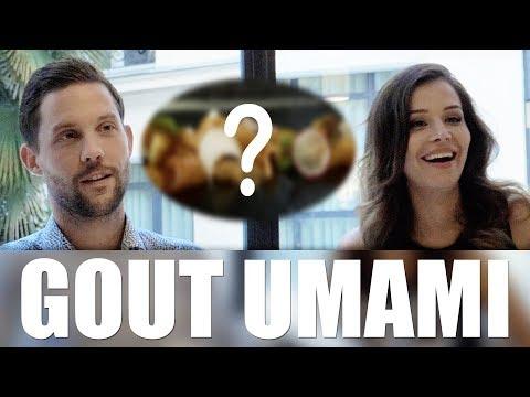 UMAMI : Le meilleur goût au monde !!! Avec Cara Saint Germain.