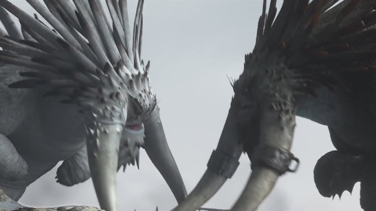 Download How to Train Your Dragon 2 (2014) - Alpha Battle Scene