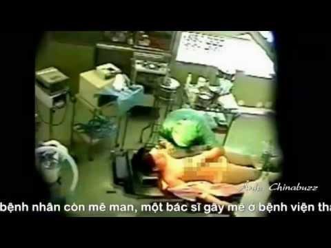 [Shock] Bác sĩ hiếp dâm nữ bệnh nhân hôn mê