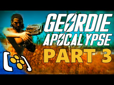 Fallout 4: Geordie Apocalypse Episode Three
