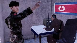 Arma 3 : Battle of Brothers | North Korea vs South Korea | 한국군 vs 북한군 비교
