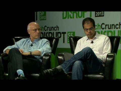 Doug Leone and Sanjit Biswas on the NSA | Disrupt SF 2013