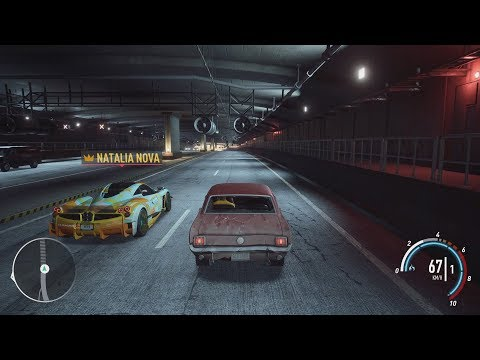 NFS Payback - Beating All 4 Roaming Racer Bosses With Mac (Offroad Spec)
