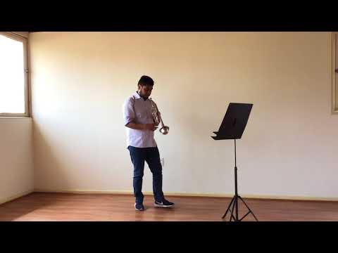 Cristóbal Rojas Salinas - Trompeta - YOA Audición 2018