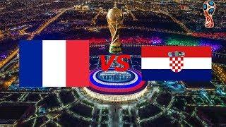 MM-Kisat 2018 Fifa 18 | Osa 36 Ranska vs Kroatia Finaali