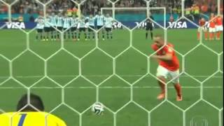 Argentina x Holanda Pênaltis