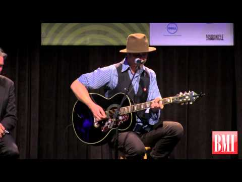 John Doe, Todd Snider and Jesse Malin on Songwriting @ SXSW 2012