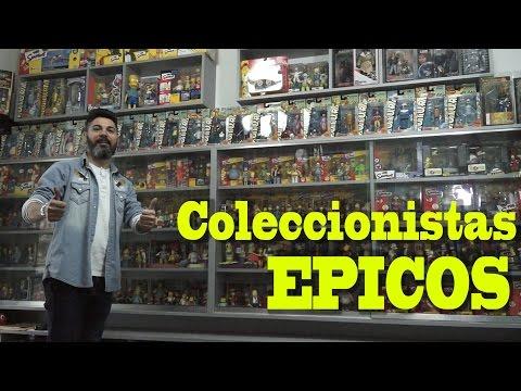 Coleccionistas Extremos - Vintage