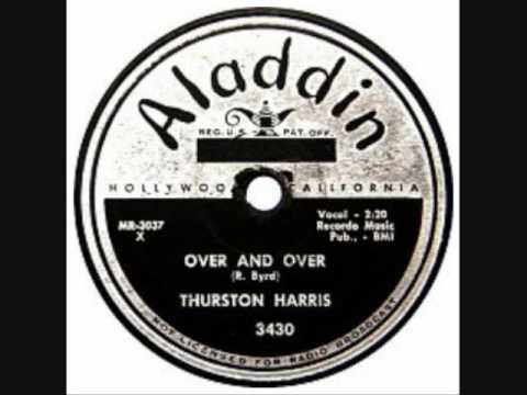 THURSTON HARRIS   Over and Over   78  1958