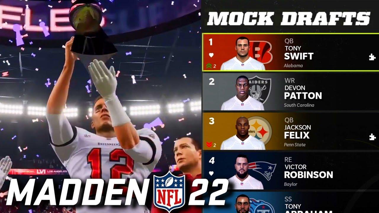 Madden 22 Franchise Gameplay