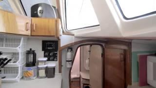 Shellette - ETA Boats Simonis 55 cruising catamaran