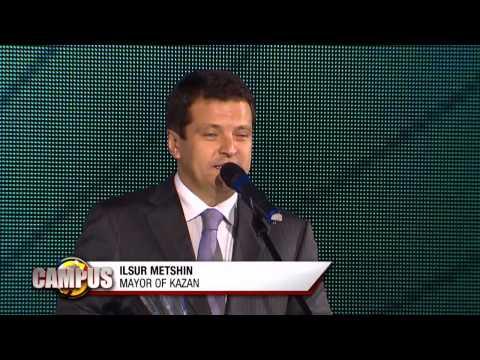 1st CAMPUS TV Show - FISU GALA 2012