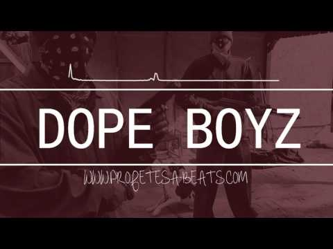 Gangsta Rap Beat ''DOPE BOYZ'' (prod. Profetesa)