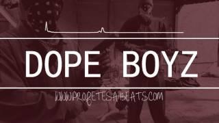 Gangsta Rap Beat 39 39 DOPE BOYZ 39 39