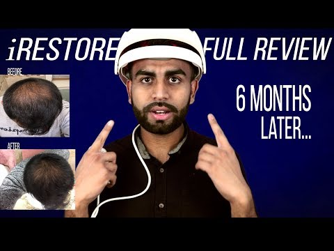 Does Laser Hair Growth Therapy Work? | iRestore Full Review and Results After 6 Months