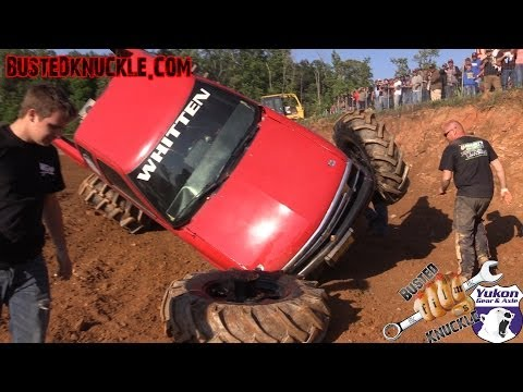 WHITTEN MEGA TRUCK GETS WILD AT WGMP