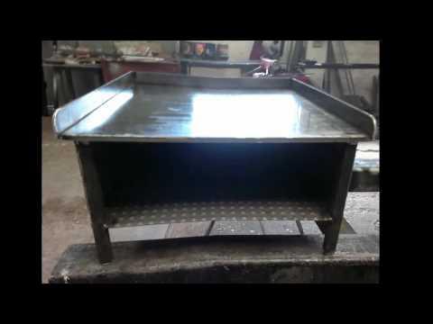 Como hacer una plancha de asar www talleres - Planchas para cocinar a gas ...