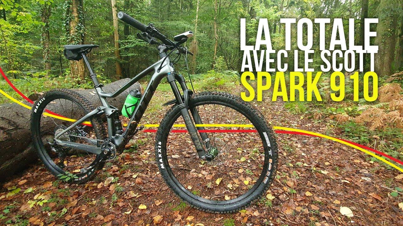 Download LA TOTALE AVEC LE SCOTT SPARK 910 !