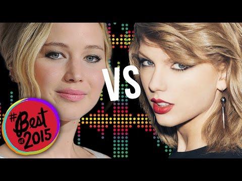 Taylor Swift vs. Jennifer Lawrence: Who Has The Better Squad?