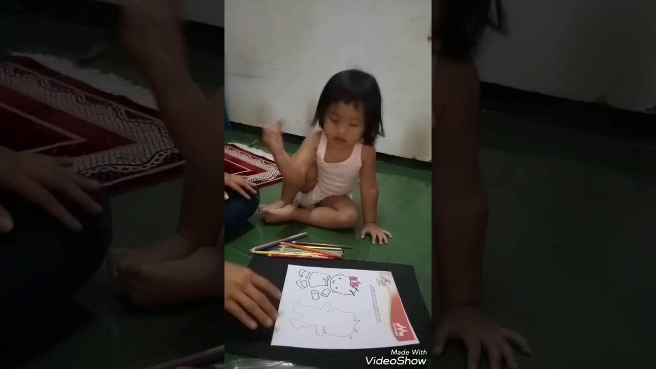 Mewarnai Gambar Bersama Morinaga Youtube