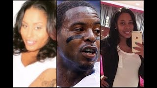 DETROIT LIONS, TAVON WILSON BEING SUED ($2.5 MIL) FOR ALLEGEDLY PUNCHING HIS EX AFTER SHE PUNCHED...