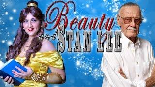 Beauty & The Beast (Stan Lee) Parody - LAComicCon - Madi2theMax