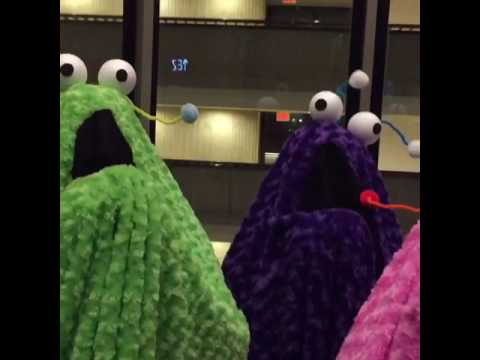 Yip Yip Elevator Ride by Josh of Seesclubhouse Dragoncon 2016