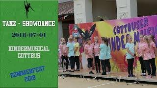 Cottbuser Kindermusical Sommerfest 2018 - Nachwuchs 2