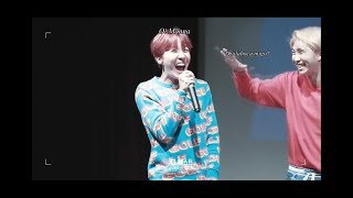 Quem tem o melhor High Note? Jogo - Cleopatra Game [PT-BR] | BTS Fansign Sinchon 170930