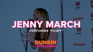 Jenny March Performs Live