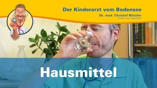 Husten Hausmittel - Der Kinderarzt vom Bodensee  [Husten 3/3]