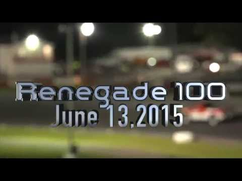 100 Lap NASCAR Home Track Race -  June 13,2015