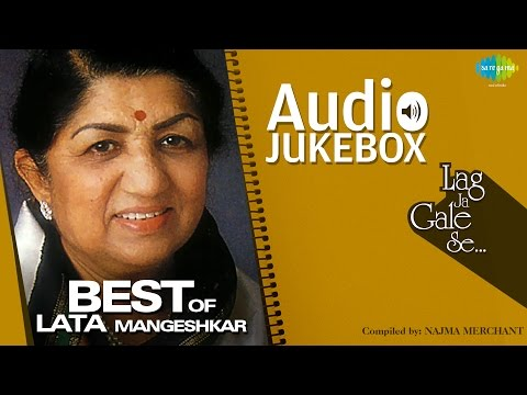 Best of Lata Mangeshkar | Jukebox | Lag Ja Gale Se| Lata Mangeshkar Hit songs