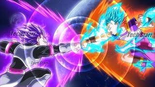 God Of Destruction Vegeta's Final Test For Cabba AFTER Dragon Ball Super