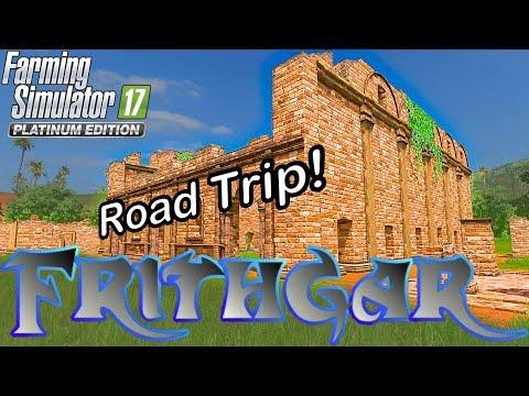 Let's Play FS17, Estancia Lapacho #42: Road Trip!