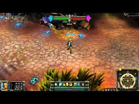 Explorer Ezreal League of Legends Skin Spotlight