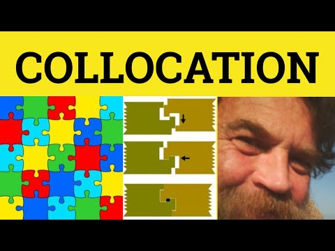 What Is A Collocation With Examples Esl British English