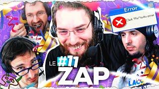 LE ZAP #11 - LESTREAM REVIENT EN FANFARE ! 🤩🤣