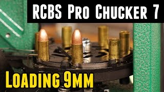 RCBS Pro Chucker 7 Loading 9mm
