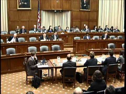 CMT and CAT Joint Hearing on European Union Safe Harbor (11/3/2015)